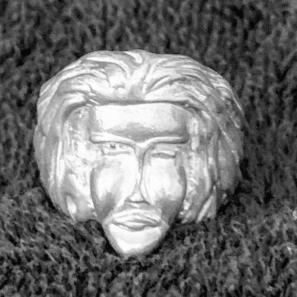 Vintage Art Deco Sterling Sliver ring